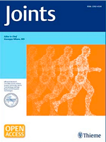 Joints - official publication of SIGASCOT (Italian Society of the Knee, Arthroscopy, Sports Traumatology, Cartilage and Orthopaedic Technology) (Thieme)
